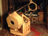 "Mike Rawling's 12"" telescope"